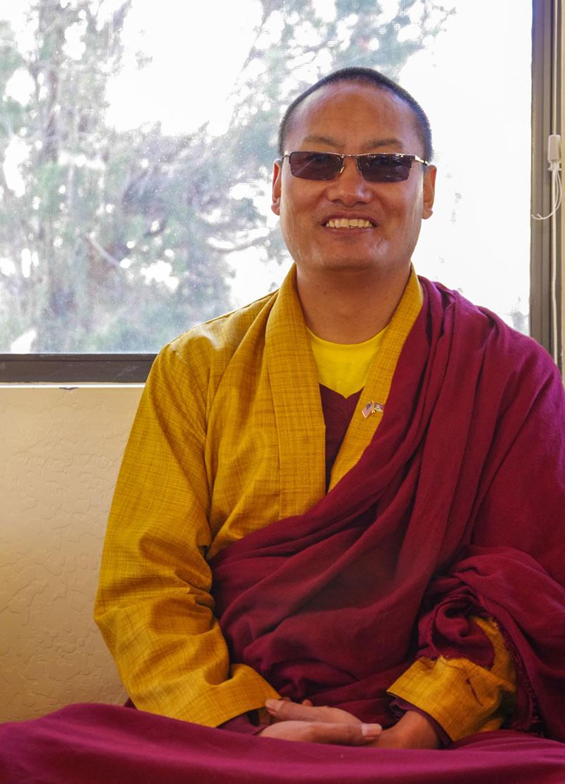 Khenpo Samdup