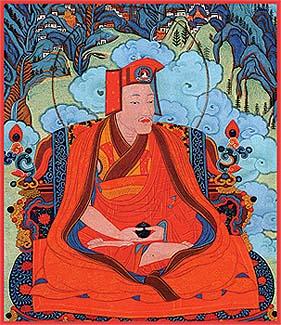 Dharma Lord Gampopa