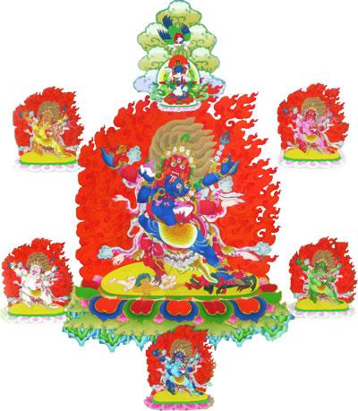 Drikung Kagyu Dzogchen Terma Teachings