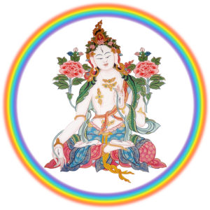 White Tara - @ Garchen Institute