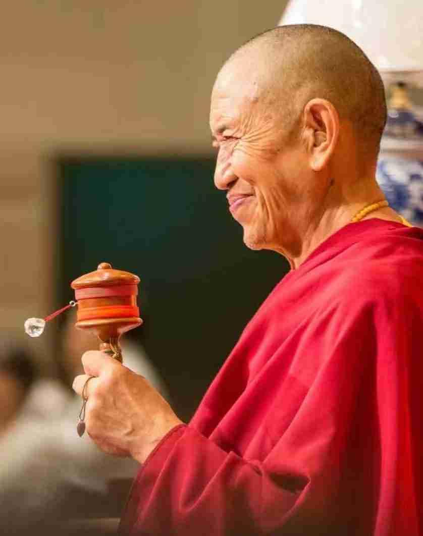Q&A with Garchen Rinpoche