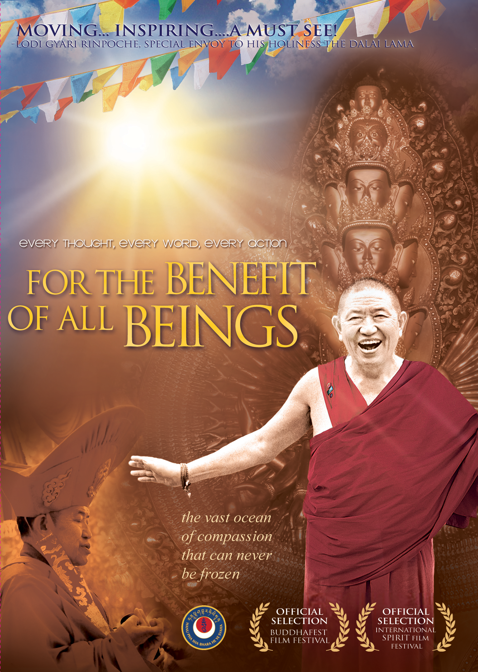 For the Benefit of All Beings Poster